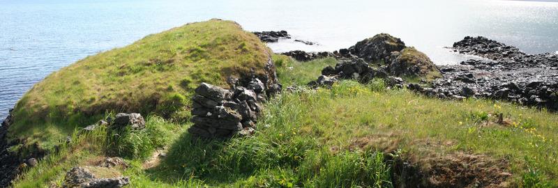 Stifnishólar og Brúsastaðavörin