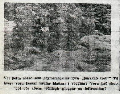 Í Sundvörðuhrauni