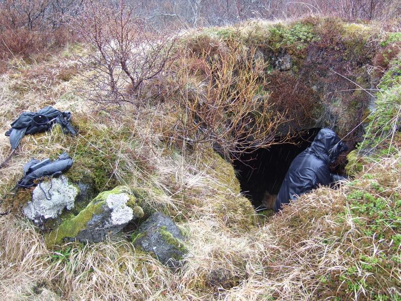 Opið á nýja Þingvallahelli