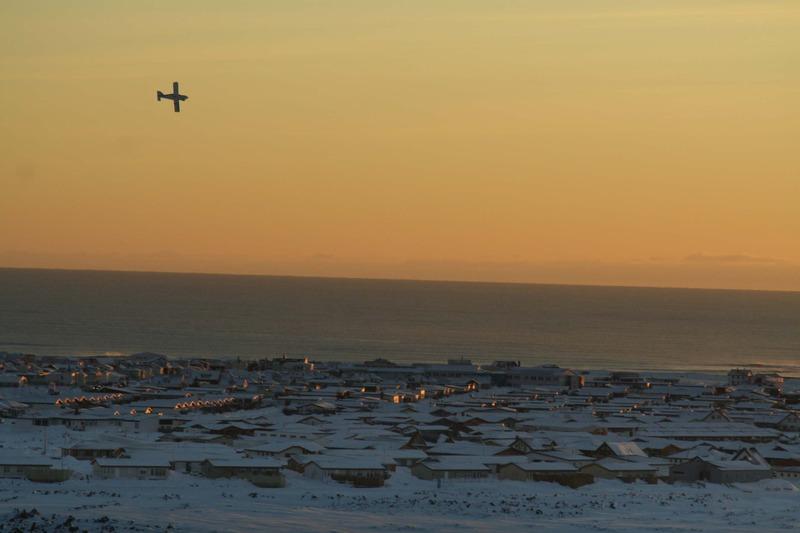 Bæjarstjórinn vakir yfir Grindavík