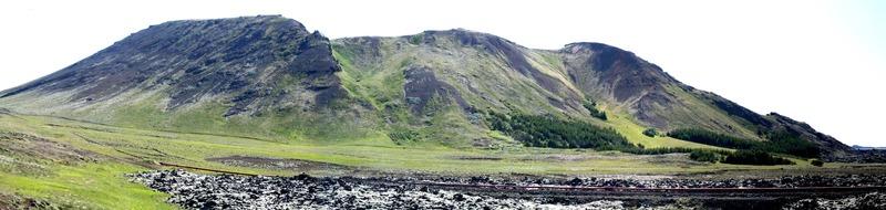 Þorbjörn ofan Grindavíkur