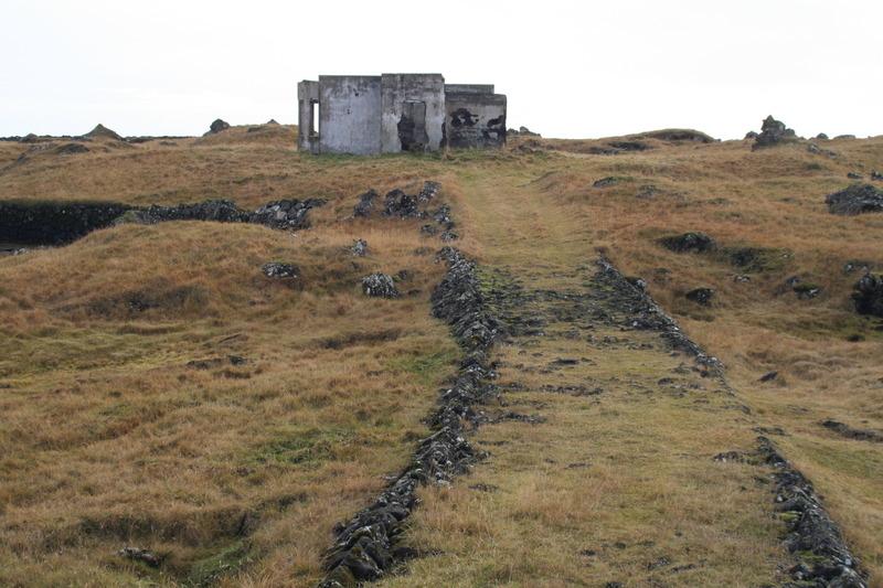 Þórshamar í dag