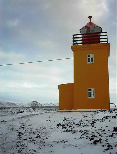 Þórkötlustaðanesviti