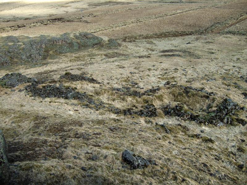 Herminjar við Tíðarskarð