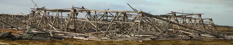 Trönur við Grindavík