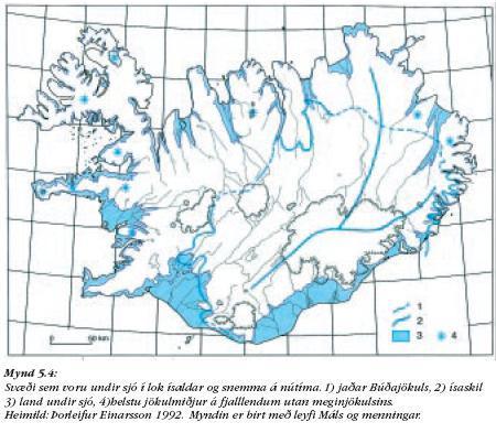 Reykjanesskaginn fyrir u.þ.b. 11.000 árum