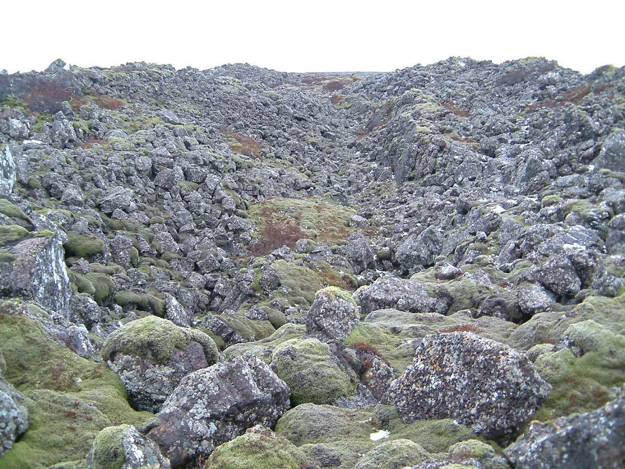 Urðarás - brothringur