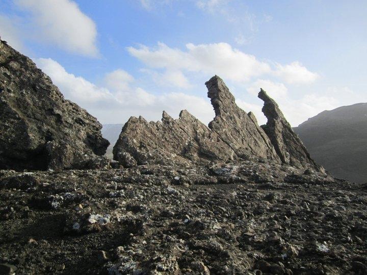 Berggangur a reykjanesi-2