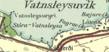 Vatnsleysuvík