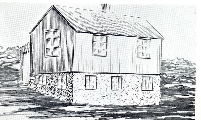 Vindheimar - dæmigerð þurrabúð
